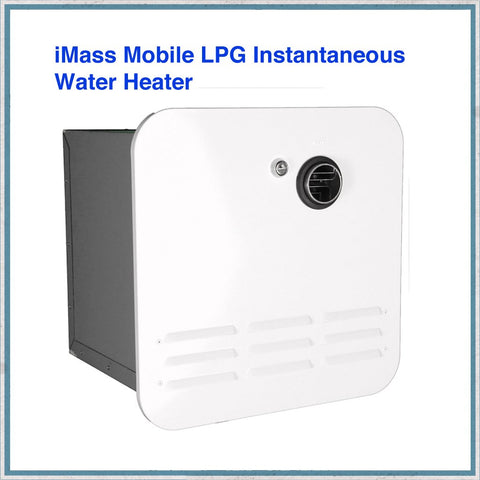 iMass Mobile LPG Instantaneous Water Heater