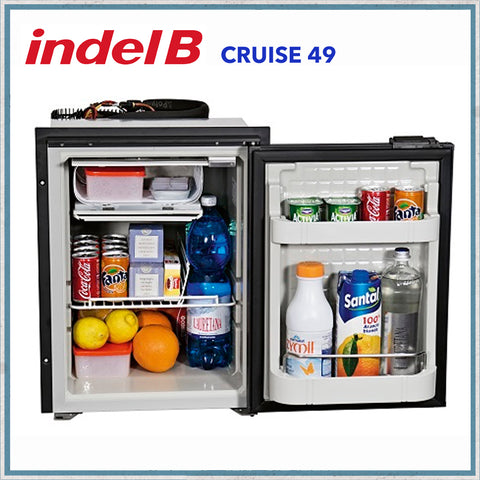 indel B cruise 49 compressor fridge