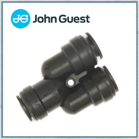John Guest 12mm Push Fit Equal Divider