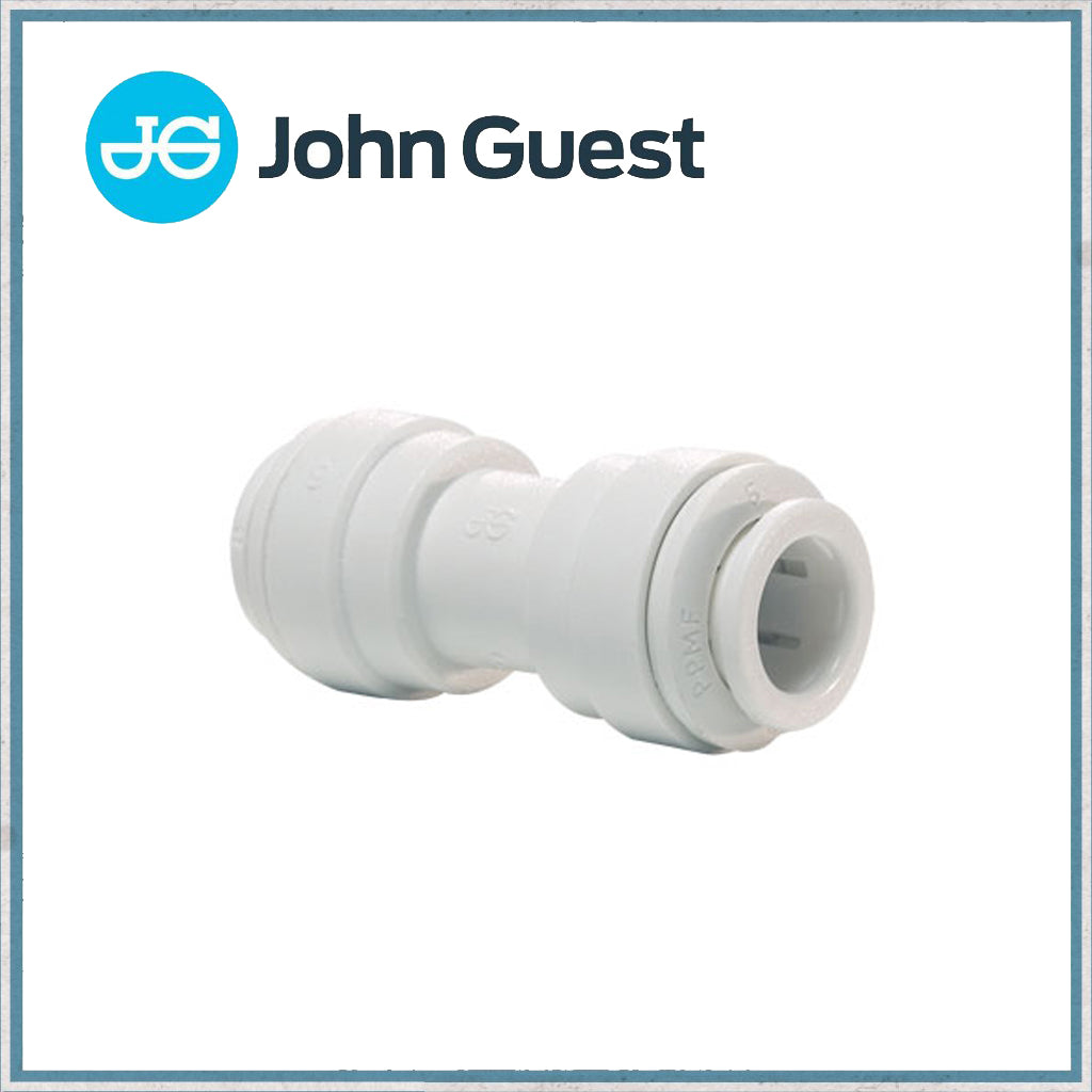 John Guest 15mm to 12mm straight reducer