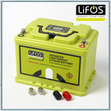 Lifos lithium iron 68ah leisure battery