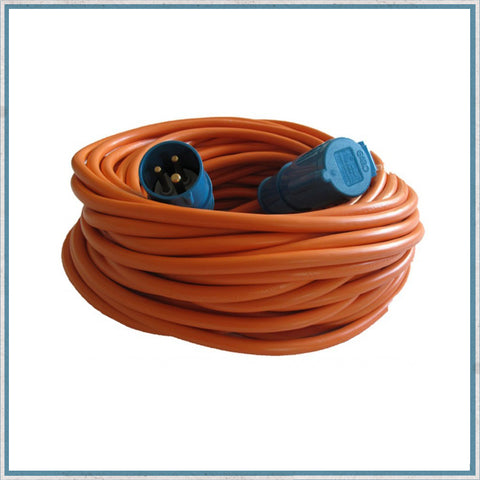 16amp Mains Hook Up Lead