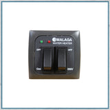 Propex Malaga water heater controls