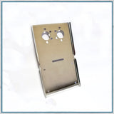 2KW Autoterm Planar Diesel Air Heater - Small Marine Kit - stainless mounting plate