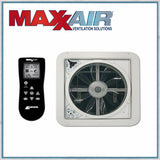 Maxxair Maxxfan plus Controls