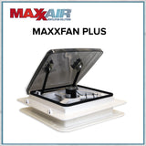 MAXXFAN Plus Tint/clear