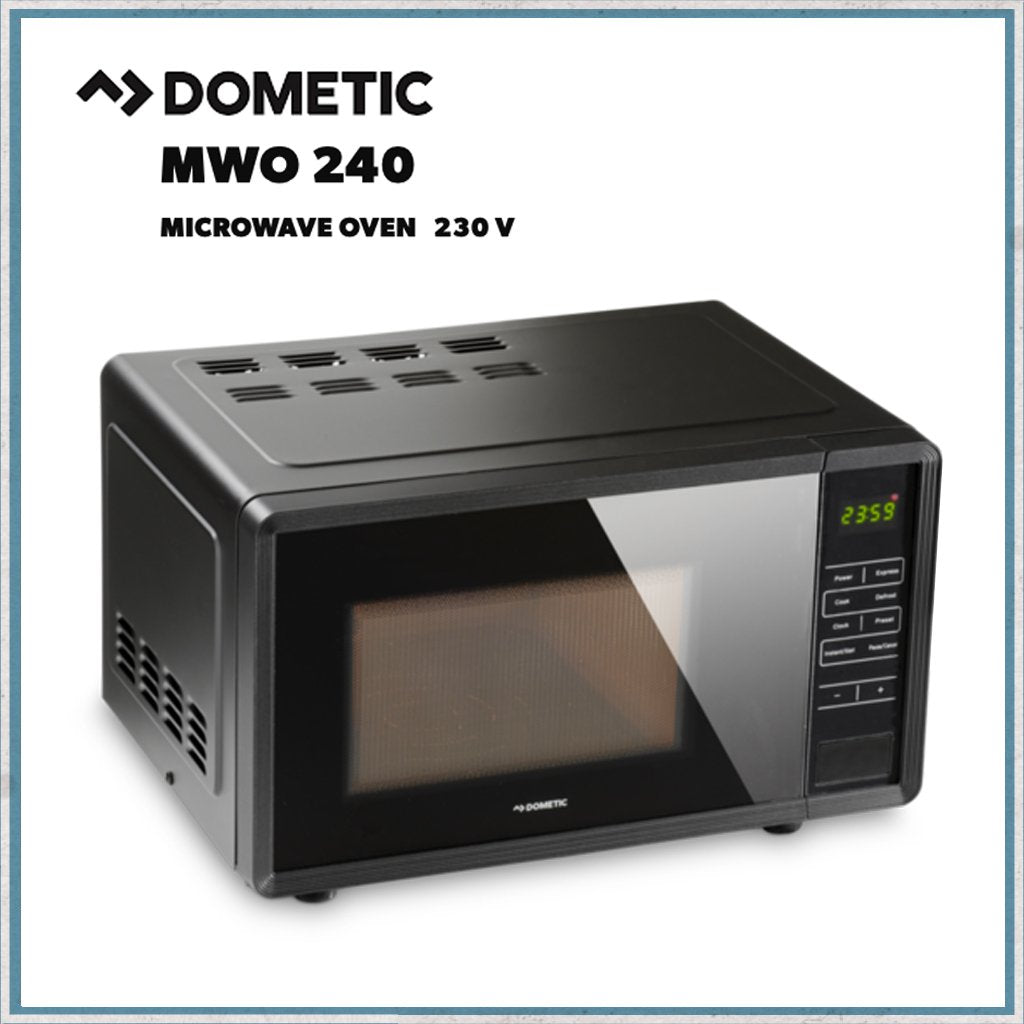 DOMETIC MWO 240 Motorhome Microwave Oven, 230 V