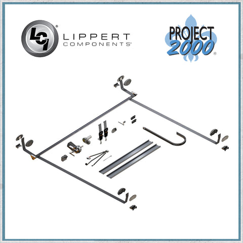 Project 2000 smart bed electric lifting kit