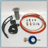 Basic Gas Fitting Kits for Camper Van Hobs and Combination Units