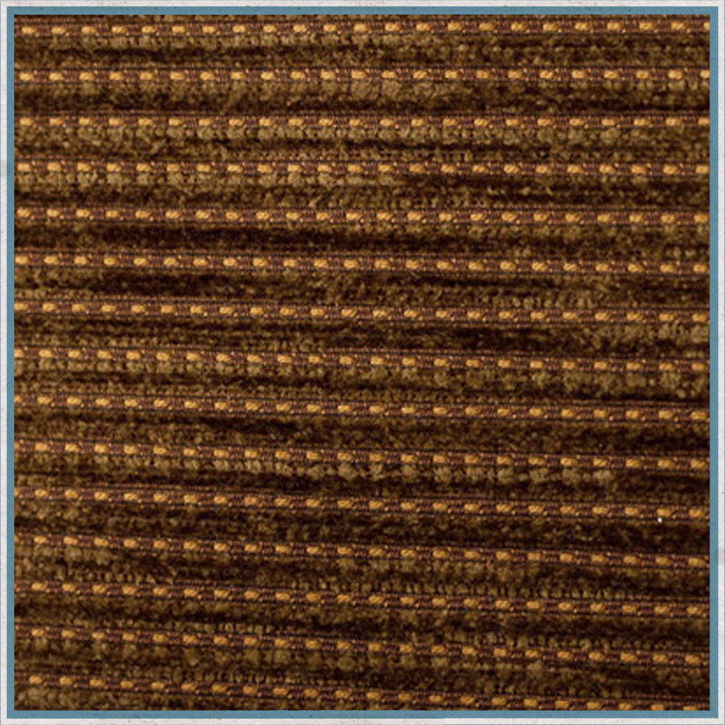 Fabric Ross Cord Chocolate