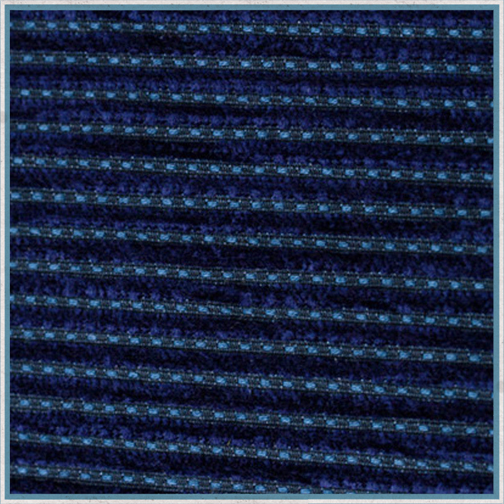 Fabric Ross Cord Navy