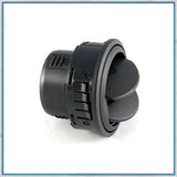 Directional Round Air Vent - open