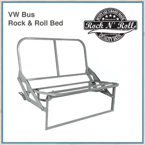 Rusty Lee Rock and Roll Beds for VW Splitscreen, Bay Window and T25