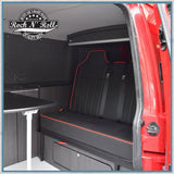 Rusty Lee 3/4 width Campervan Bed for VW T4, T5 & T6
