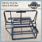 Rusty Lee Rock and Roll Campervan Beds for VW T4, T5 & T6