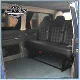 Rusty Lee full width Campervan Bed for VW T4, T5 & T6