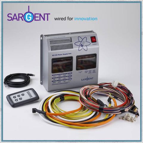 Sargent EC155 EC50 complete campervan power supply kit