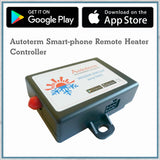 Autoterm modem for smartphone control of your Planar diesel air heater