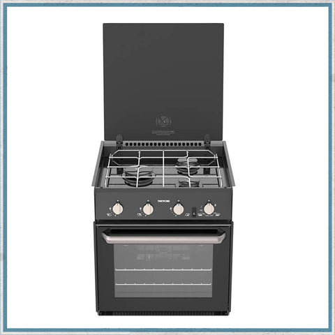 Thetford Spinflo triplex cooker