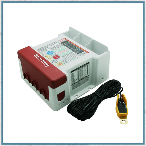 Stirling Power Battery to Battery Split Charge System For Euro5/Euro6 Regenerative Stop/Start Vehicles BB1230 BB1260