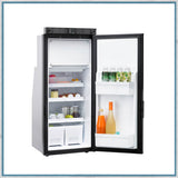 Thetford T1090 Campervan fridge open