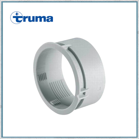Truma Blown Air Heater End Outlet - Back Nut