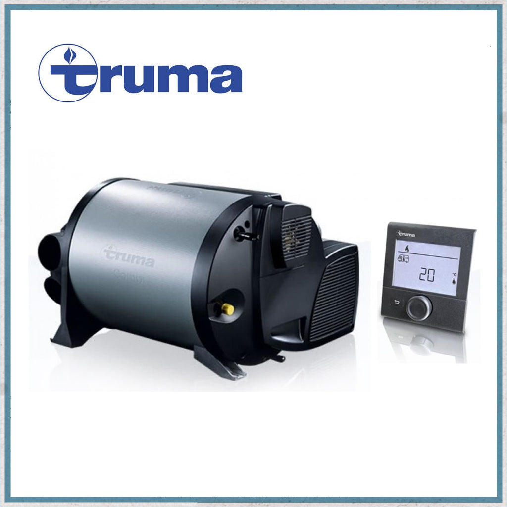Truma 2E Water and Air heater Kit