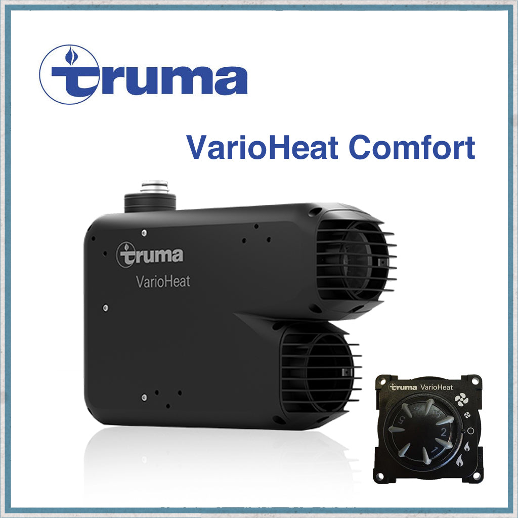 Truma VarioHeat Comfort Blown Air Campervan Motorhome Caravan Heater with classic controller