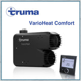 Truma VarioHeat Comfort Blown Air Campervan Motorhome Caravan Heater with CP+ digital controller
