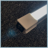 Uno LED strip light for camper vans, motorhomes and caravans. Ideal as replacements for older fluorescent interior strip lights, or in new conversions
