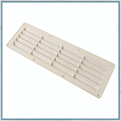 Recessed vent, overall size 325 x 105mm