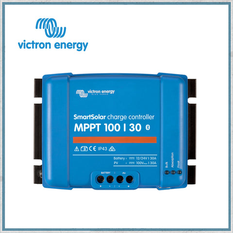 VICTRON 100/30 SMART SOLAR MPPT REGULATOR