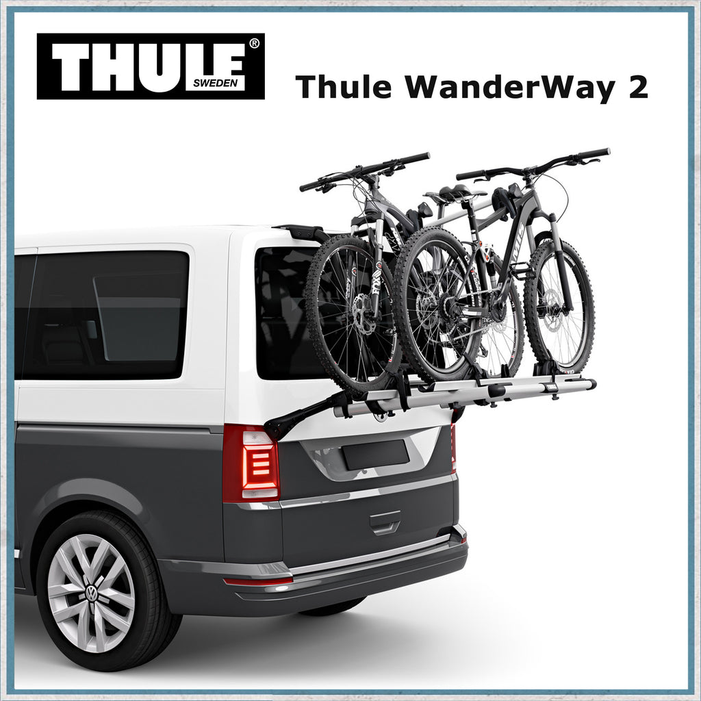 Thule Wanderway 2 - VW T6 Bike Rack