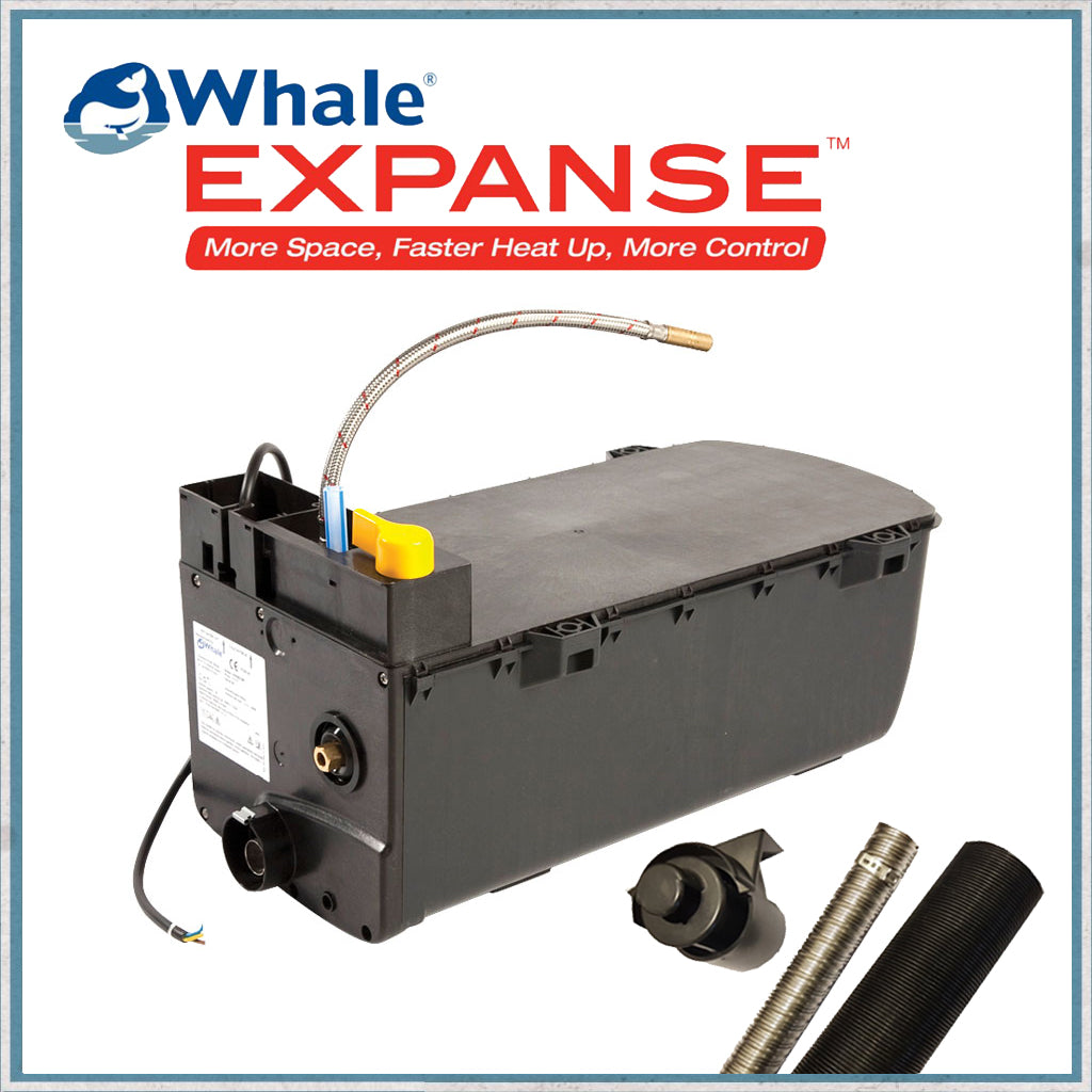 Whale Expanse Water Heater