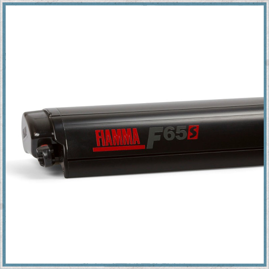 Fiamma F65S Awning - Black Case