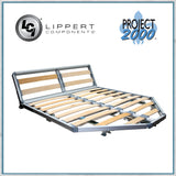 Project 2000 sleep and read bed system