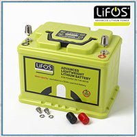 Lifos lithium battery