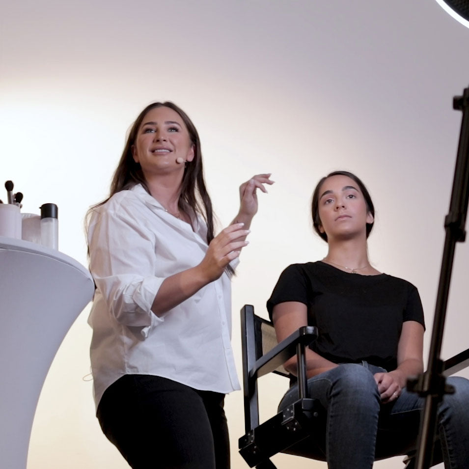 (VIDEO) - @Dajanamakeup Masterclass at Steen & Strøm