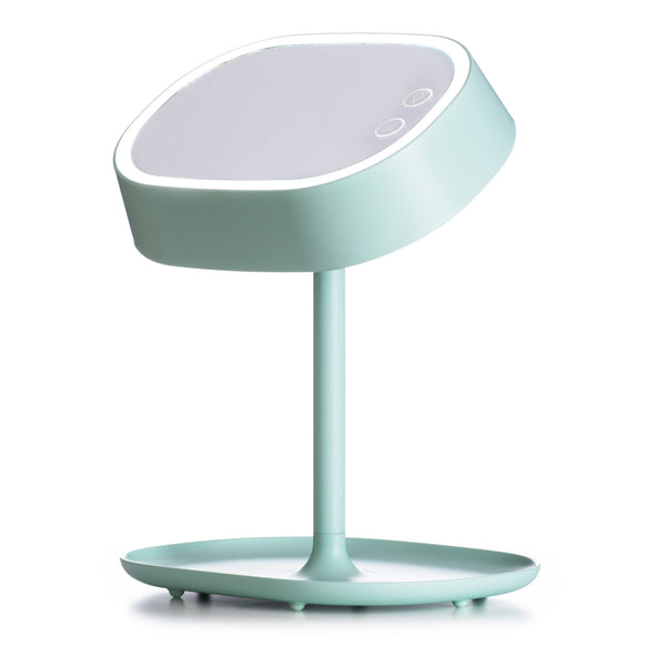 Lumipop - Vanity Lamp -  Vanity Mirror & Table Lamp - Pastel Green / Mint