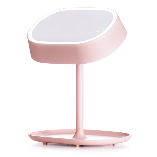 Lumipop - Vanity Lamp -  Vanity Mirror & Table Lamp - Pastel Pink