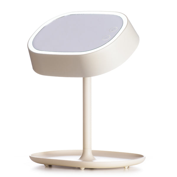 Lumipop - Vanity Lamp -  Vanity Mirror & Table Lamp - Cream White