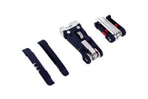 19-Function Bicycle Multi Tool for Mountain and Road Bikes