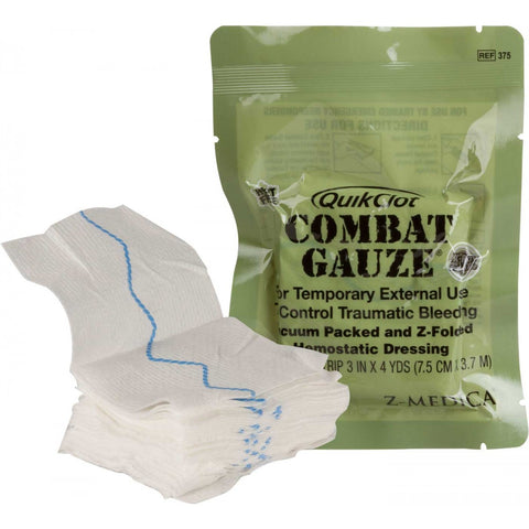 Quikclot Gauze ® Z-Fold - AKE International