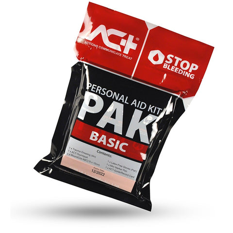 ACT-PAK Bleeding Kit (Basic) - AKE International