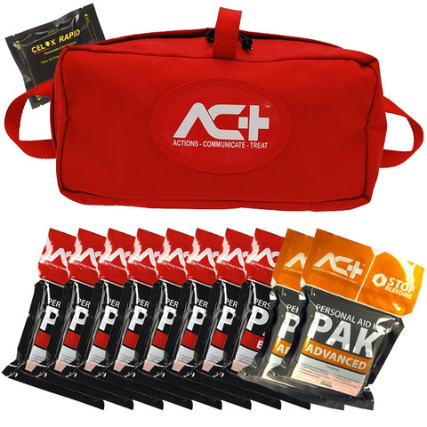 ACT-Multi Pack Bleeding Kit (Celox) - AKE International
