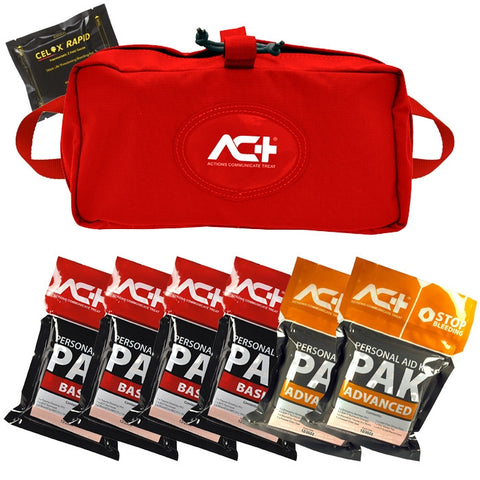ACT-multiPAK Mini Bleeding Kit (Celox) - AKE International