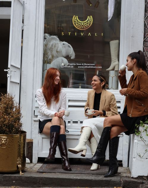 stivali new york women footwear handmade in colombia team careers @stivaliny boots booties shoes loafers mules in leather sustainable
