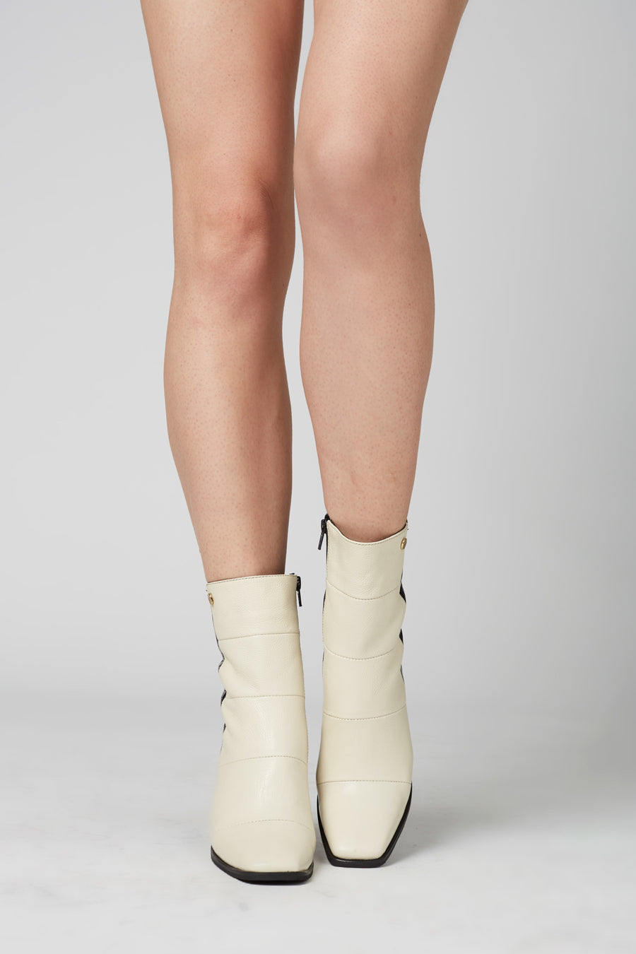 Avalon booties with higher ankles and mid ankles
