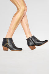 Maipore - leather booties