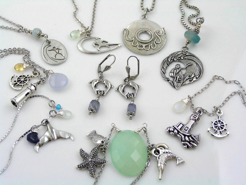 Summer Jewelry, Surfing Enthusiasts